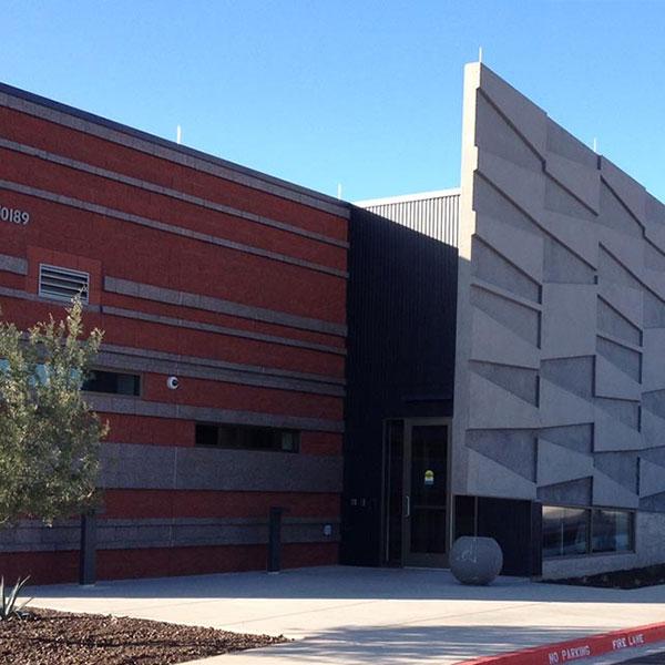 SRPMIC data center