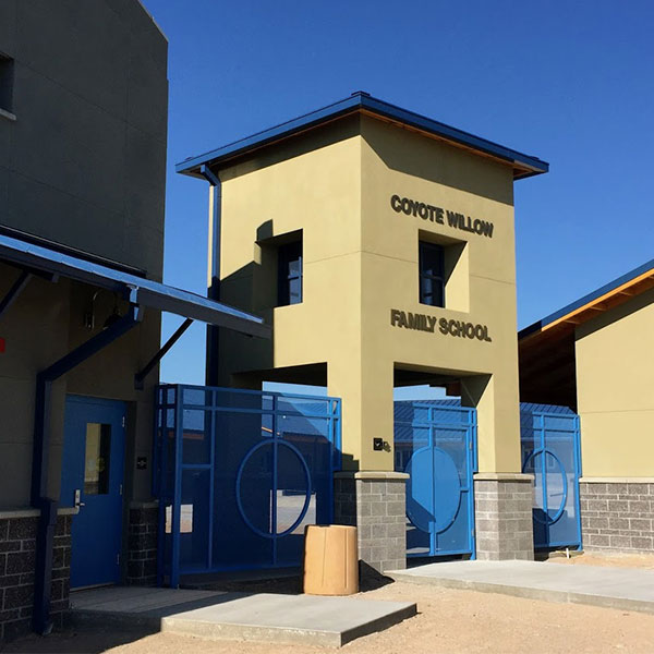 Coyote Willow Family School